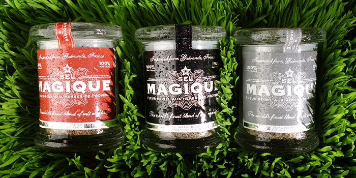 Gourmet Salt - Spicy Blend, Classic Blend, Salt and Pepper