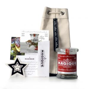 Sel Magique- Jar Bag - Spicy Salt Blend