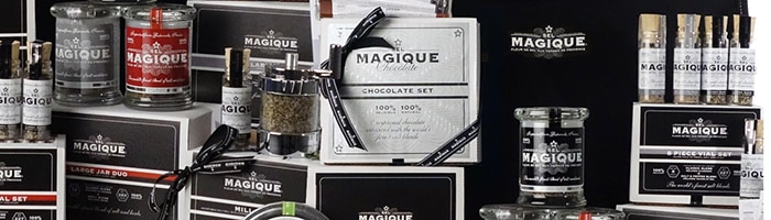 Sel Magique - Salt Blends - Packaging